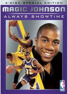 Magic Johnson: Always Showtime