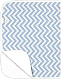 Kushies Deluxe Waterproof Changing Pad Liners - 20 x 30 inches Baby...