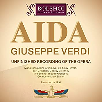 "Verdi: Fragments from the Opera ""Aida"""