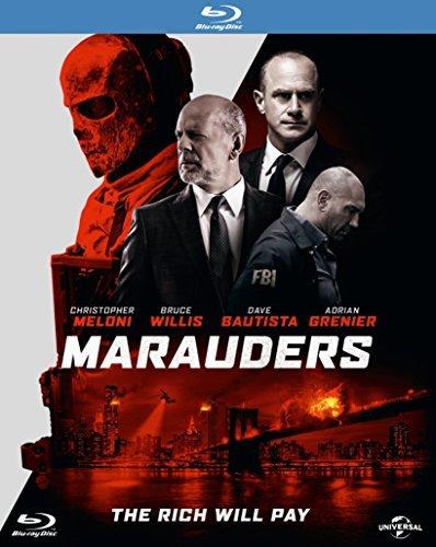 Marauders [Blu-ray] UK-Import, Sprache-Englisch