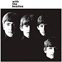 BEATLES ビートルズ (映画『The Beatles:Get Back』公開決定) - WITH THE BEATLES WALL SIGN/インテリア置物 【公式/オフィシャル】