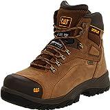 Caterpillar Men's Diagnostic Steel-Toe Waterproof Boot,Dark...