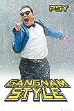 Close Up PSY Poster Gangnam Style (61cm x 91,5cm) + 2 St.