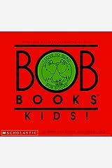 Bob Books Kids! Level B, Set 1 Paperback