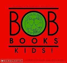 Bob Books Kids! Level B, Set 1(re-released Bob Books Set 3- Word Families)
