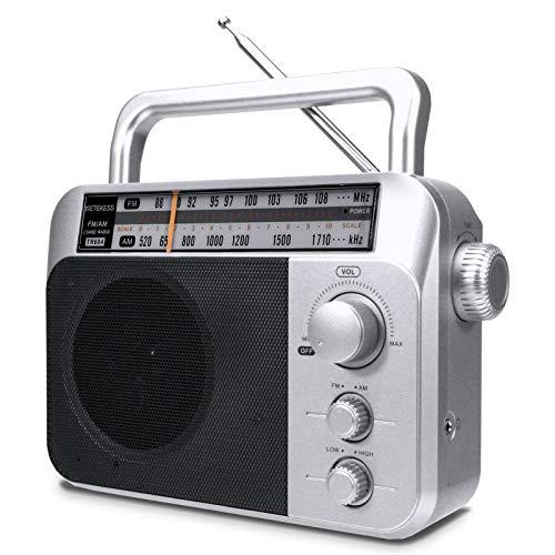 Radio Antigua  marca Retekess