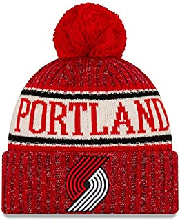New Era 2019 Sideline Sport Knit Winter Pom Knit Hat Cap