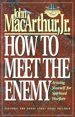 Download How to Meet the Enemy (Macarthur Study Series) 1564760162