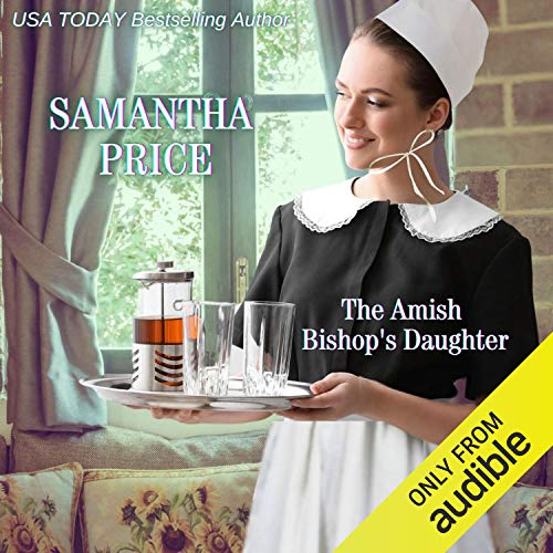 The Amish Bishop's Daughter cover art