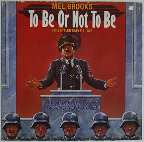 Mel Brooks - To Be Or Not To Be (The Hitler Rap) Pts. 1&2 - 12