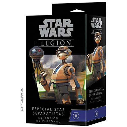 Star Wars Legion - Especialistas Separatistas