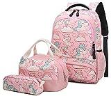 mochila unicornio niña