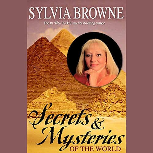 Secrets & Mysteries of the World audiobook cover art