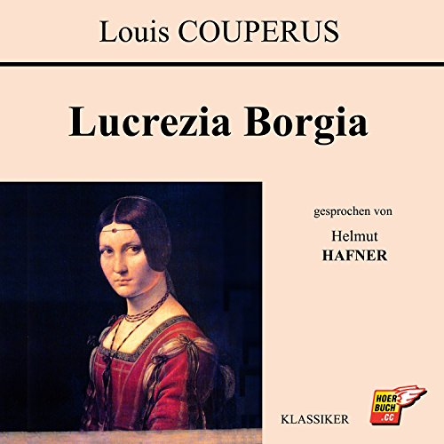 Lucrezia Borgia audiobook cover art