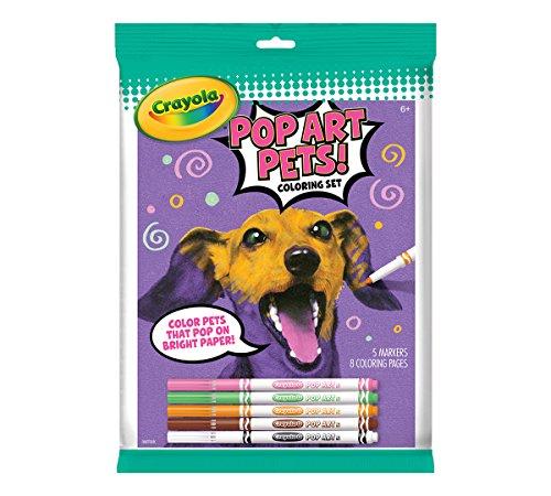 Crayola Pop Art Pets, Multicolor
