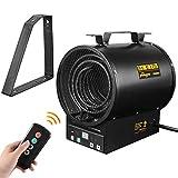 Best Garage Heaters - PROWARM Electrical Forced Air Industrial Fan Heater Shop Review