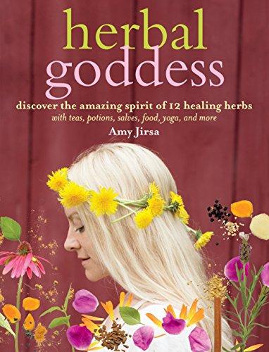 Herbal Goddess by Amy Jirsa (1-May-2015) Paperback