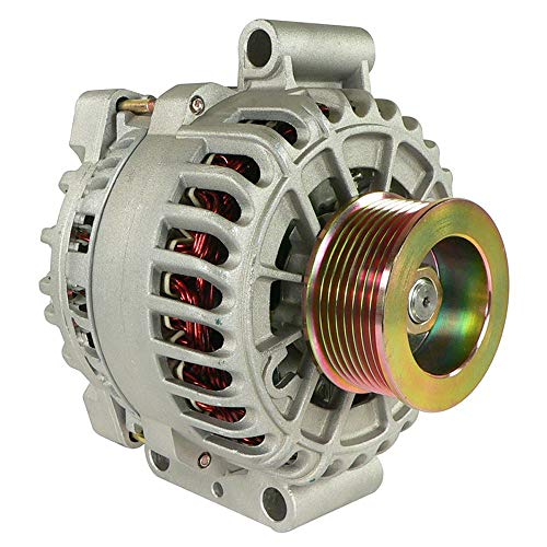 DB Electrical AFD0131 Alternator Compatible With/Replacement For Ford 6.0L Diesel 2005 2006 2007 Ford F150 F250 F350 Pickup, F450 F550 2003 2004 2005 2006 2007 5C3T-10300-BA 5C3Z-10346-BA GL-647