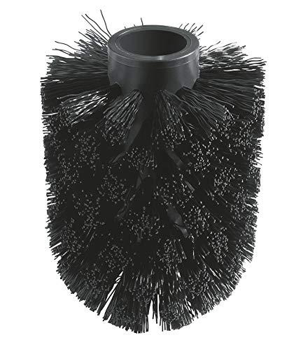 GROHE Essentials | Badaccessoires - WC-Ersatzbürste, schwarz | 40791KS1