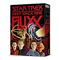 Looney Labs LOO098 Fluxx: Star Trek-Deep Space Nine, Mixed Colours