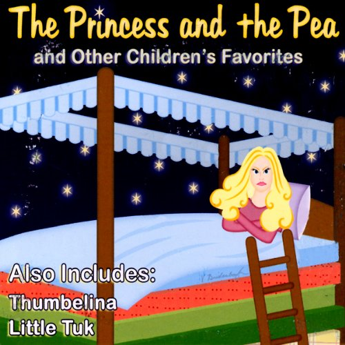 Page de couverture de The Princess and the Pea and Other Children's Favorites
