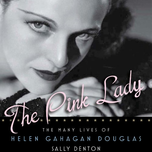 The Pink Lady audiobook cover art