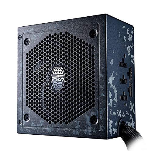 Cooler Master MasterWatt 650 TUF Gaming Edition alimentatore per computer 650 W ATX Nero