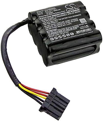 AMZBTY 3600mAh Battery for Okuma 3FAUPC 5PBH-96360 E5503-0 Bombing free Ranking TOP5 shipping 8HR-4