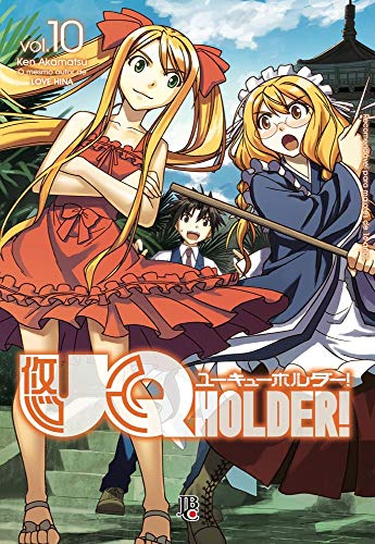Uq Holder! - Vol. 10