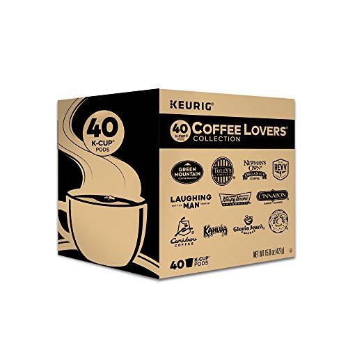 coffee keurig sampler - 1