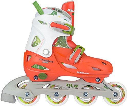 Nijdam Junior Kinder Peach Inline Skate Pearl Size 27-30