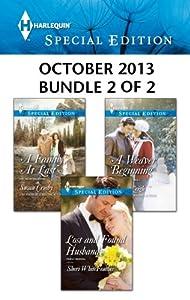 Harlequin Special Edition October 2013 - Bundle 2 of 2: An Anthology