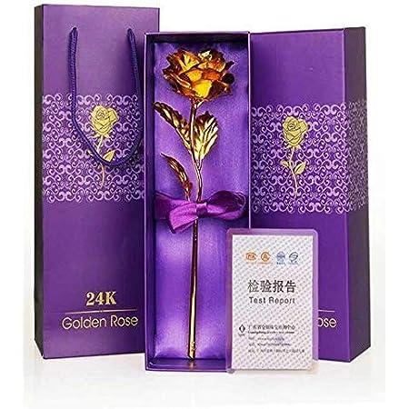 Puja N Pujari Artificial Flowers (Gold, 2 Piece)