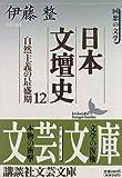日本文壇史12 自然主義の最盛期 (講談社文芸文庫)