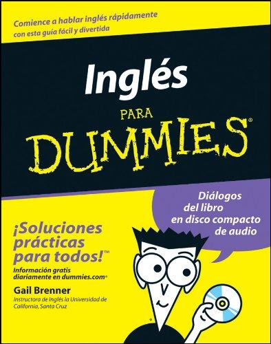Libro De Inglés Texto  marca For Dummies