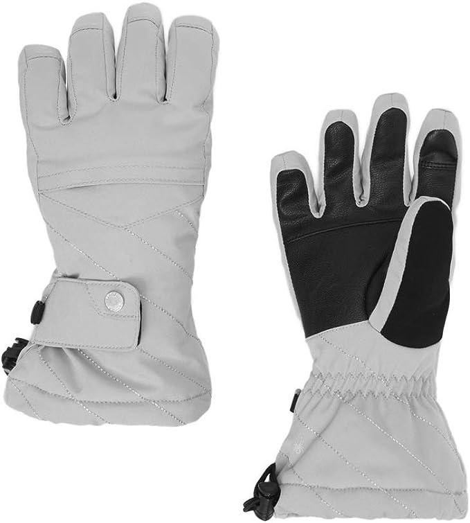 Details about  /Spyder SYNTHESIS Winter Girl/'s Ski Gloves violett