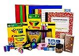 Elementary School Essentials Back to School Kit - School Supplies Bundle - 47 Pieces