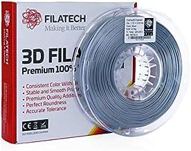 Filatech FilaFlexible55 Filament-1.75mm-Silver-0.5KG - Made in UAE