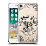 Head Case Designs Licenciado Oficialmente Harry Potter Hogwarts Parchment Sorcerer's Stone I Carcasa de Gel de Silicona Compatible con Apple iPhone 7 / iPhone 8 / iPhone SE 2020