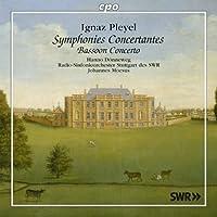 Pleyel: Symphonies Concertantes [Johannes Moesus] [CPO: 777606-2] by Radio-Sinfonieorchester Stuttgard des SWR (2014-03-24)
