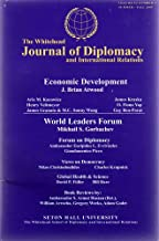 The Whitehead Journal of Diplomacy and International Relations (Volume 6 Number 2, Summer-Fall 2005)