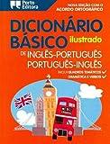 Illustrated English-Portuguese & Portuguese-English Dictionary for Children - Basico
