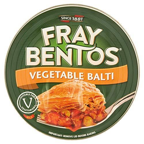Fray Bentos Vegetable Balti Pie 425g