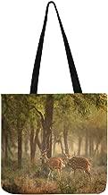 axis deer handbag