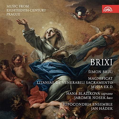 Jan Hádek, Hipocondria Ensemble, Hana Blažíková & Jaromír Nosek