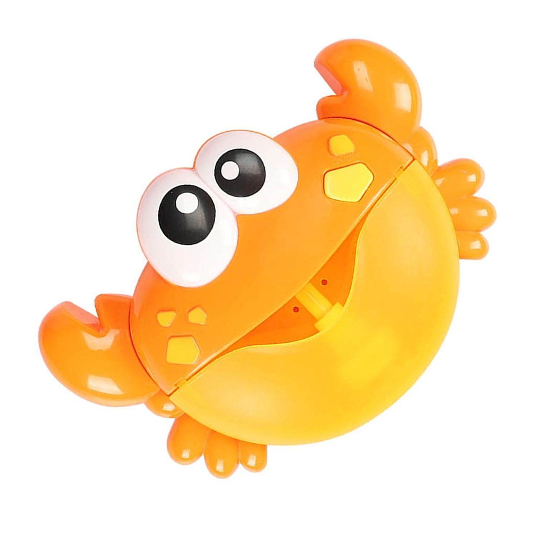 SM SunniMix 赤ちゃん 幼児 風呂 おもちゃ 36曲 音楽 かわいい 動物 カニの形 バブルマシン 楽しみ 水遊び