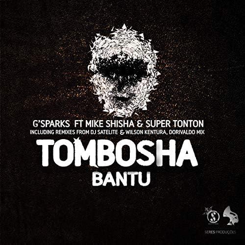 G'Sparks feat. Mike Shisha & Super Tonton