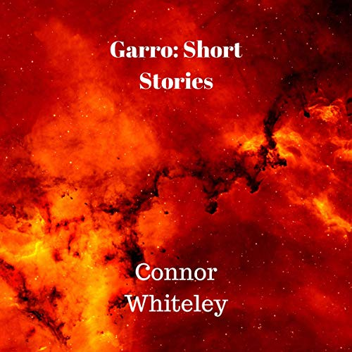 『Garro: Short Stories』のカバーアート