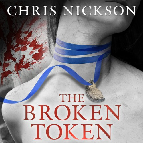 The Broken Token audiobook cover art