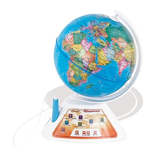 Oregon Scientific - Globe Interactif - SmartGlobe...